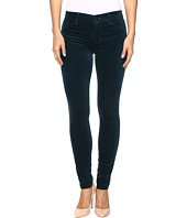 J Brand - 815 Mid-Rise Super Skinny in Emerald