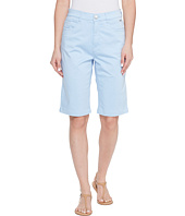 FDJ French Dressing Jeans - Sateen Suzanne Bermuda in Sky