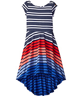 Tommy Hilfiger Kids - High-Low Dress (Little Kids/Big Kids)