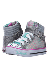 SKECHERS KIDS - Twinkle Toes - Shuffles 10812L Lights (Little Kid/Big Kid)