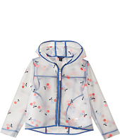 Tommy Hilfiger Kids - Cherry Printed Rain Jacket (Little Kids)
