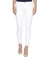 Mavi Jeans - Alexa Ankle Mid-Rise Skinny in White Tribeca