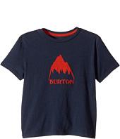 Burton Kids - Mini Classic Mountain High Short Sleeve T-Shirt (Toddler)