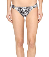 Tommy Bahama - Snake Charmer Shirred Hipster Bottom with Trim
