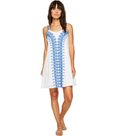 Tommy Bahama - Greece's Pieces Sleeveless Short Dress