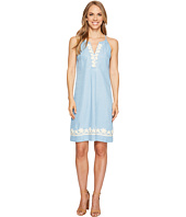 Tommy Bahama - Chambray Short Halter Dress