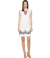 Tommy Bahama - Kamari Embroidered Linen Short Dress