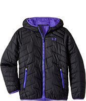 Under Armour Kids - UA ColdGear Hooded Jacket (Big Kids)