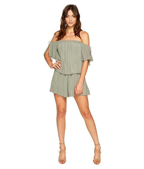 The Jetset Diaries Highlands Romper