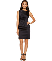 Tahari by ASL Petite - Petite Satin Sheath Dress