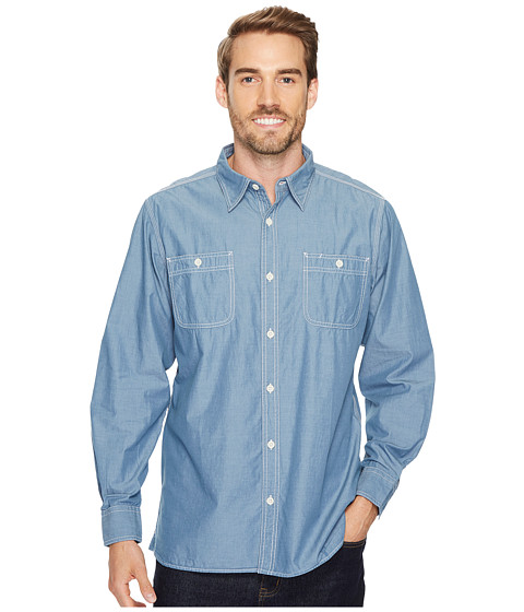 Mountain Khakis Mountain Chambray Long Sleeve Shirt