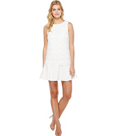 Tahari by ASL - Flounced Hem Lace Dress