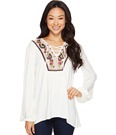 Double D Ranchwear - Melody Maker Peasant Top