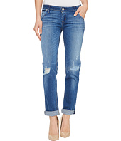 Hudson - Jax Boyfriend Skinny Flap Pocket Jeans in Chain Reaction