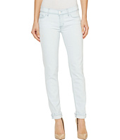 Hudson - Tally Cropped Skinny Five-Pocket Jeans in Lightweight