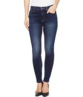 Hudson - Barbara High Waist Super Skinny Ankle Five-Pocket Jeans in Recruit 2