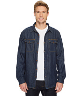 Columbia - Pilot Peak Flannel Lined Denim Shirt