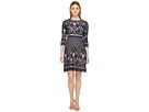 Maxine 3/4 Sleeve Lace Dress