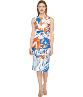 Christin Michaels - Annette Sleeveless Bodycon Dress