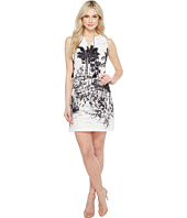 Christin Michaels - Estelle Sleeveless Dress with Neck Tie