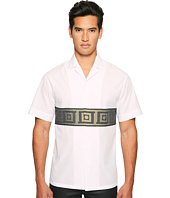 Versace Collection - Short Sleeve Botton Down