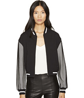 Boutique Moschino - Mesh Bomber