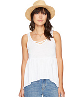 Jack by BB Dakota - Catherine Burnout Babydoll Tank Top