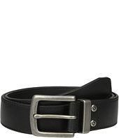 Fossil - Mace Metal Keeper Leather Belt