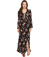 Brigitte Bailey - Hedda Bell Sleeve Floral Maxi Dress