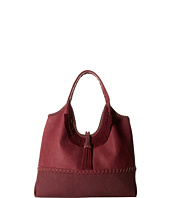 Steven - Fringe Tobo with Real Suede Trim/Tassel