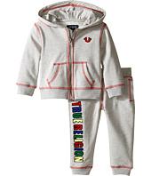 True Religion Kids - True Hoodie Set (Infant)