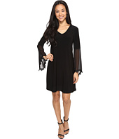 Christin Michaels - Kiki Bell Sleeve Shift Dress