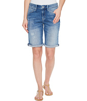 Mavi Jeans - Alexis Shorts in Mid Ripped Stripe