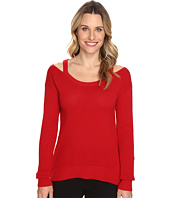 MICHAEL Michael Kors - Open Shoulder Sweater