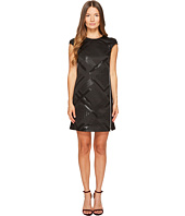 Versace Jeans - Sleeveless Geo Dress