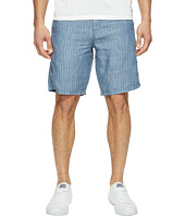 John Varvatos Star U.S.A. - Triple Needle Shorts with Patch and Flap Pockets S131T1B