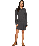 The North Face - Long Sleeve TNF Terry Dress