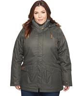 Columbia - Plus Size Barlow Pass 550 TurboDown Jacket