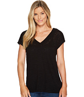 B Collection by Bobeau - Janet Front Pleat T-Shirt