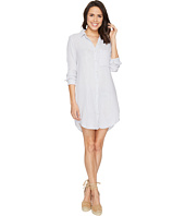 Michael Stars - Double Gauze Long Sleeve Shirtdress