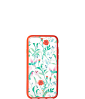 Kate Spade New York - Jeweled Jardin Clear Phone Case for iPhone® 7
