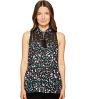 Kate Spade New York - Greenhouse Lace Yoke Top