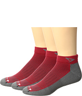 Drymax Sport - Running Mini Crew 3-pack