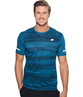 New Balance - Max Intensity Short Sleeve