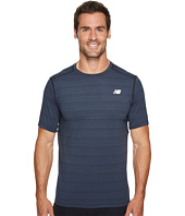 New Balance - Fantom Force Short Sleeve Top