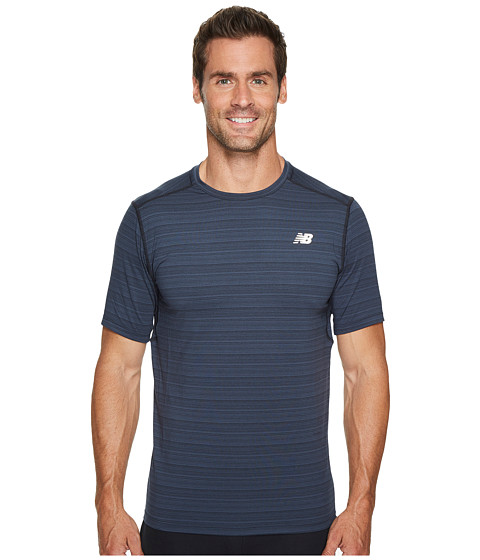 New Balance Fantom Force Short Sleeve Top