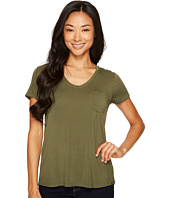 Prana - Foundation Short Sleeve V-Neck Top