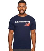 New Balance - NB Athletics Main Logo Tee