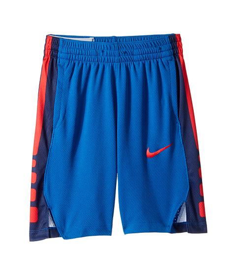 Nike Kids Dry Elite Basketball Short (Little Kids/Big Kids)