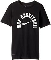 Nike Kids - Dry Basketball Practice Tee (Little Kids/Big Kids)